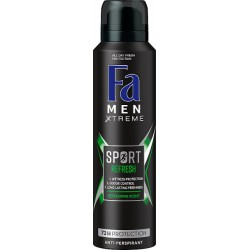 Fa Men Xtreme Sports Antyperspirant w sprayu 150 ml