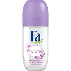 Fa Invisible Sensitive Antyperspirant w kulce 50 ml