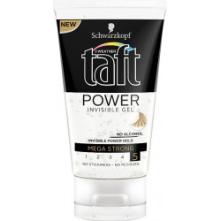 Taft Power Żel do włosów Invisible 150 ml