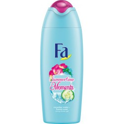 Fa Summertime Moments Kremowy żel pod prysznic 400 ml