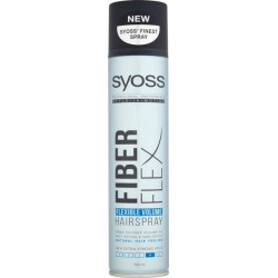 Syoss Fiberflex Flexible Volume Lakier do włosów 300 ml