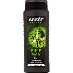 Apart Natural Free Man Żel pod prysznic 500 ml