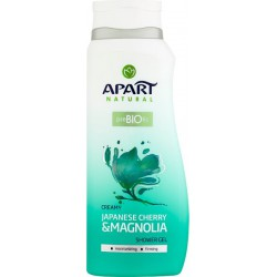 Apart Natural Japanese Cherry & Magnolia Żel pod prysznic 400 ml