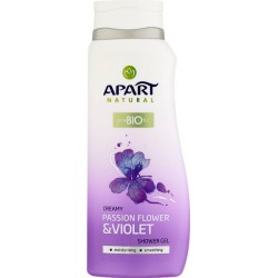 Apart Natural Passion Flower & Violet Żel pod prysznic 400 ml width=