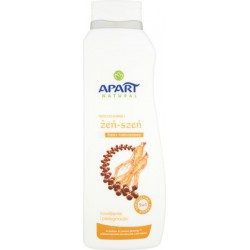 Apart Natural Płyn do kąpieli żeń-szeń 750 ml