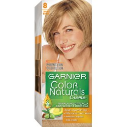 Garnier Color Naturals Creme Farba do włosów 8 Jasny blond width=