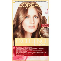 Loreal Excellence Creme Farba do włosów Blond 7