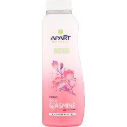 Apart Natural Silk & Jasmine Płyn do kąpieli 750 ml