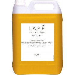 Lape Collection Oriental Lemon Tea Shampoo & Body Wash 5 L width=