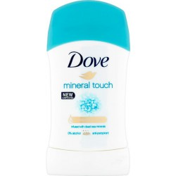 Dove Mineral Touch Antyperspirant w sztyfcie 40 ml