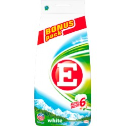 E White Proszek do prania 6,3 kg (90 prań)