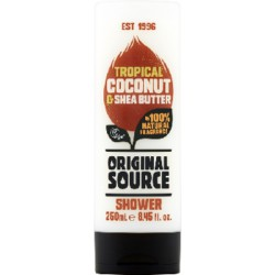 Original Source Tropical Coconut & Shea Butter Żel pod prysznic 250 ml