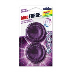 Blue Force kostka do spłuczki General Fresh Lawenda 2 szt width=