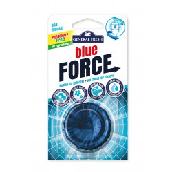 Blue Force kostka do spłuczki General Fresh Morze