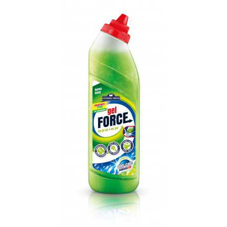 Gel Force żel do toalet z koszyczkiem 500ml General Fresh las