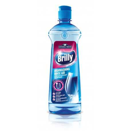 General Fresh Brilly Nabłyszczacz do zmywarki płyn 500ml