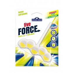 General Fresh Five Force kostka do WC Cytryna 50g