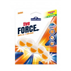 General Fresh Five Force kostka do WC 50g melon