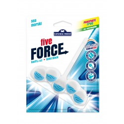 General Fresh Five Force kostka do WC Morze 50g