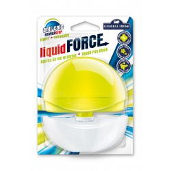 General Fresh Liquid Force kostka do WC w płynie Cytryna 55ml