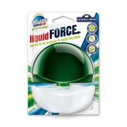 General Fresh Liquid Force kostka do WC w płynie Las 55ml