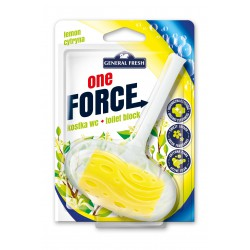General Fresh One Force kostka do WC Cytryna 40g