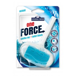 General Fresh kostka do WC One Force morska 40g