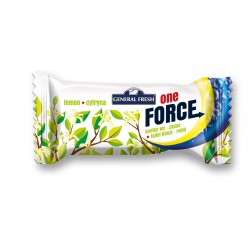 General Fresh One Force zapas do kostki WC Cytryna 40g