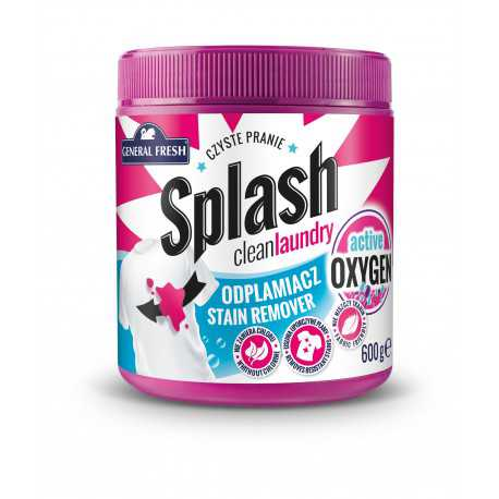 General Fresh Splash odplamiacz do tkanin 600g