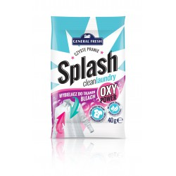 Splash wybielacz do tkanin General Fresh 40g
