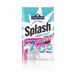 Wybielacz do tkanin General Fresh Splash 80g width=