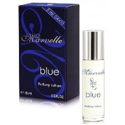 MARVELLE Blue perfumy roll-on Blue width=