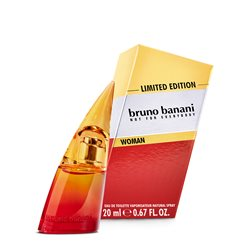 Bruno Banani for Woman Limited Edition woda toaletowa 20ml width=