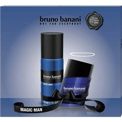 Bruno Banani Magic Man (woda toaletowa + dezodorant)