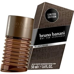 Bruno Banani No Limits for Him woda toaletowa 50ml width=