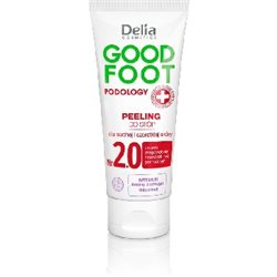 Delia Good Foot Podlogy Peeling do stóp 60ml width=
