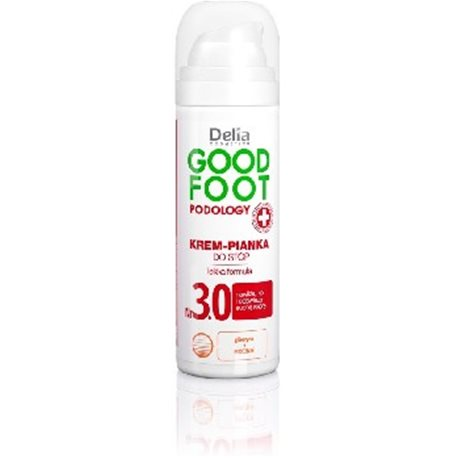 Delia Good Foot Podology krem pianka do stóp 60ml