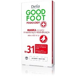 Delia Good Foot Podology maska do stóp width=