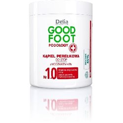 Delia Good Foot Podology Kąpiel Perełkowa do stóp 250G width=