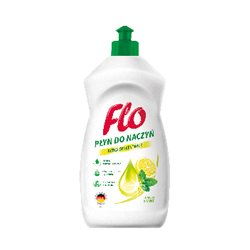 Flo Lemon Mint płyn do mycia naczyń 450 ml width=