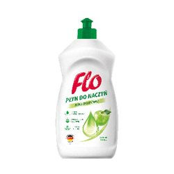 Flo Green Apple płyn do mycia naczyń 450 ml width=