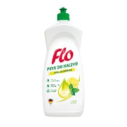 Flo Lemon Mint płyn do mycia naczyń 900 ml width=