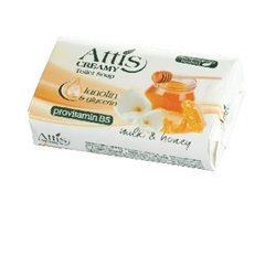 Attis mydło Creamy Milk&Honey 100g