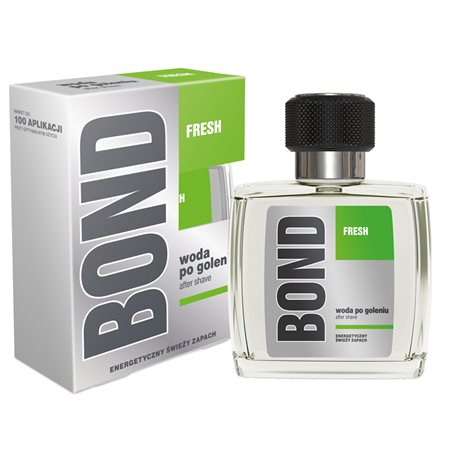 Bond płyn po goleniu Fresh 100ml