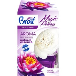 Brait odświeżacz Magic Flower Lotus 75 ml width=