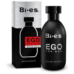 Bi-es Ego Black woda toaletowa for Men 100ml width=