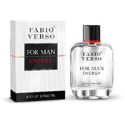 Fabio Verso For Man Energy woda toaletowa 100 ml width=