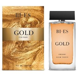 Bi-es Gold For Man woda toaletowa męska 90 ml width=