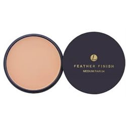 Mayfair puder matujący Feather Finish 04 Medium Fair width=