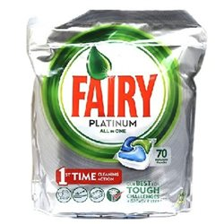 Fairy tabletki do zmywarek All in One Original 70 szt width=